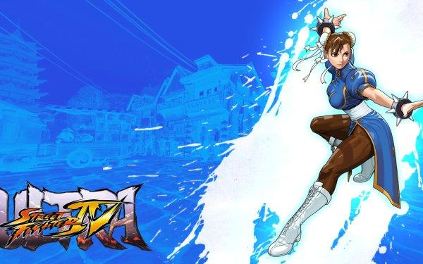 Video Game Street Fighter IV Street Fighter Chun-Li HD Wallpaper | Background Image
