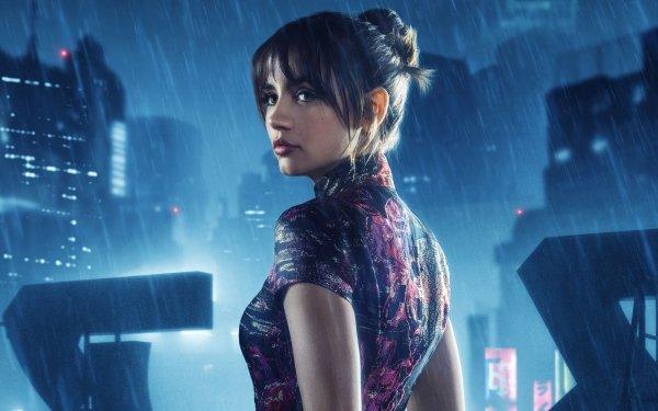 Movie Blade Runner 2049 Ana de Armas Joi Rain HD Wallpaper   Background Image