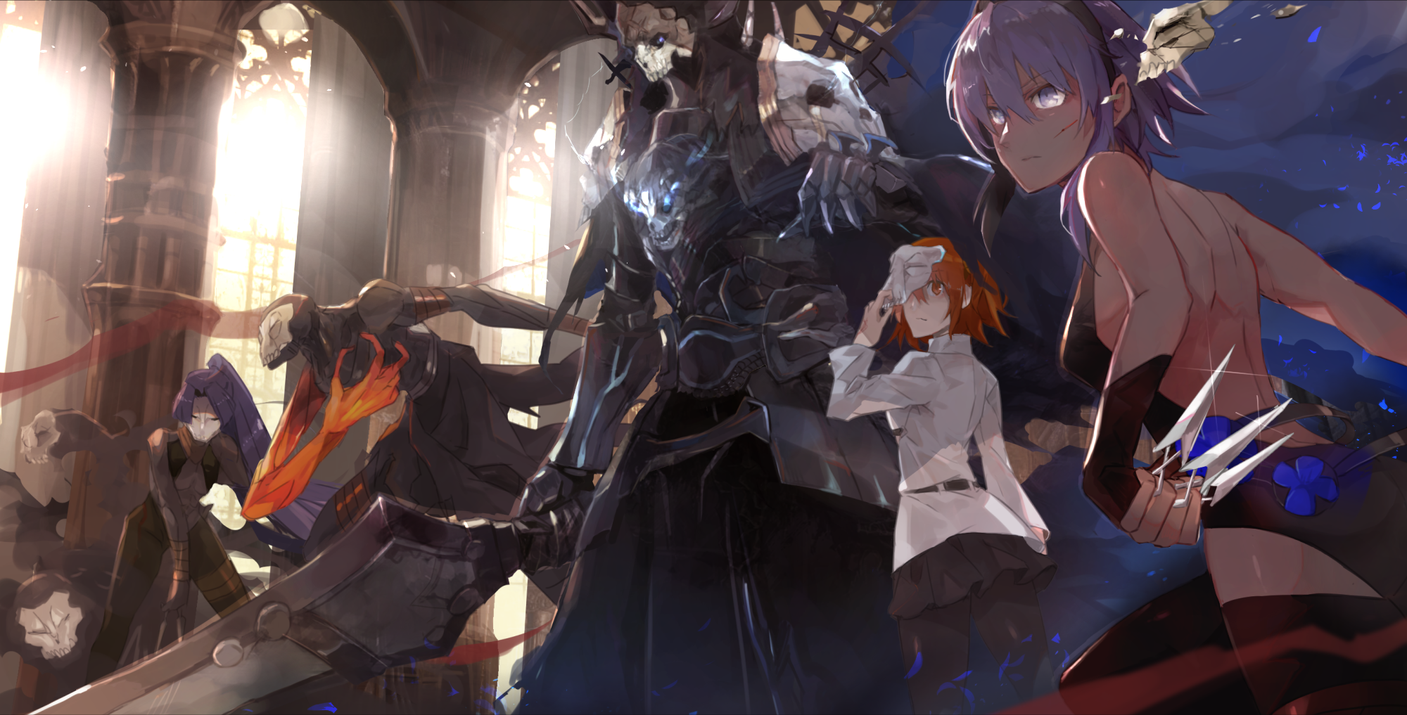 Fate Grand Order Wallpaper And Background Image