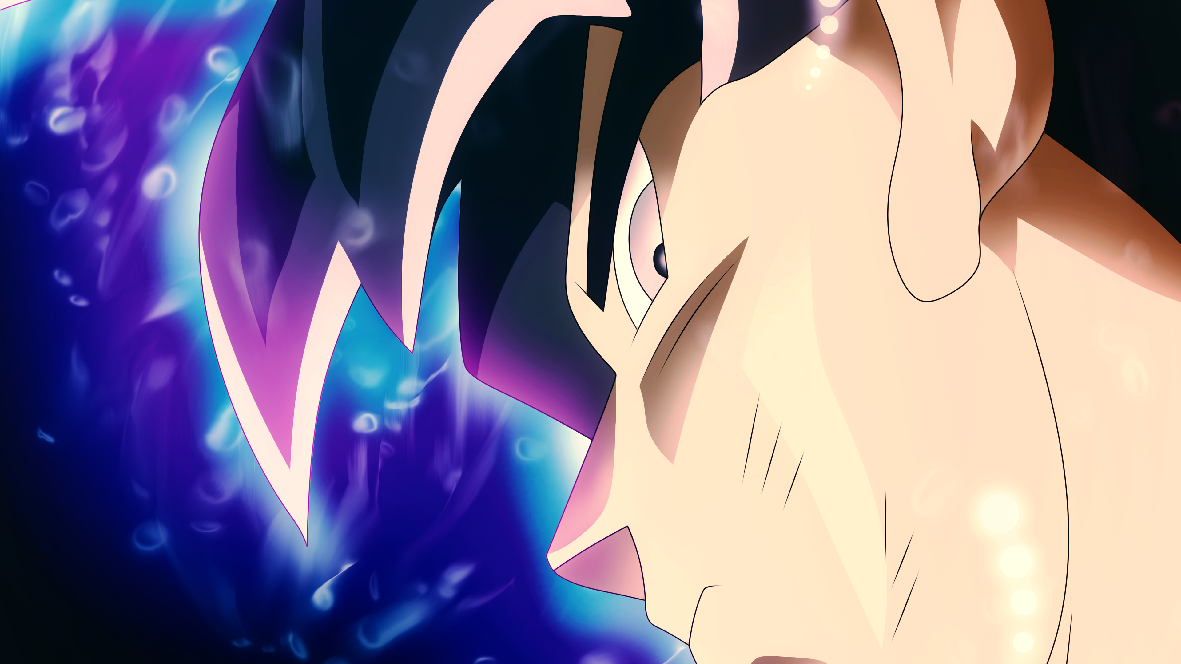 Ultra Instinct Goku 4k Ultra Hd Wallpaper And Background