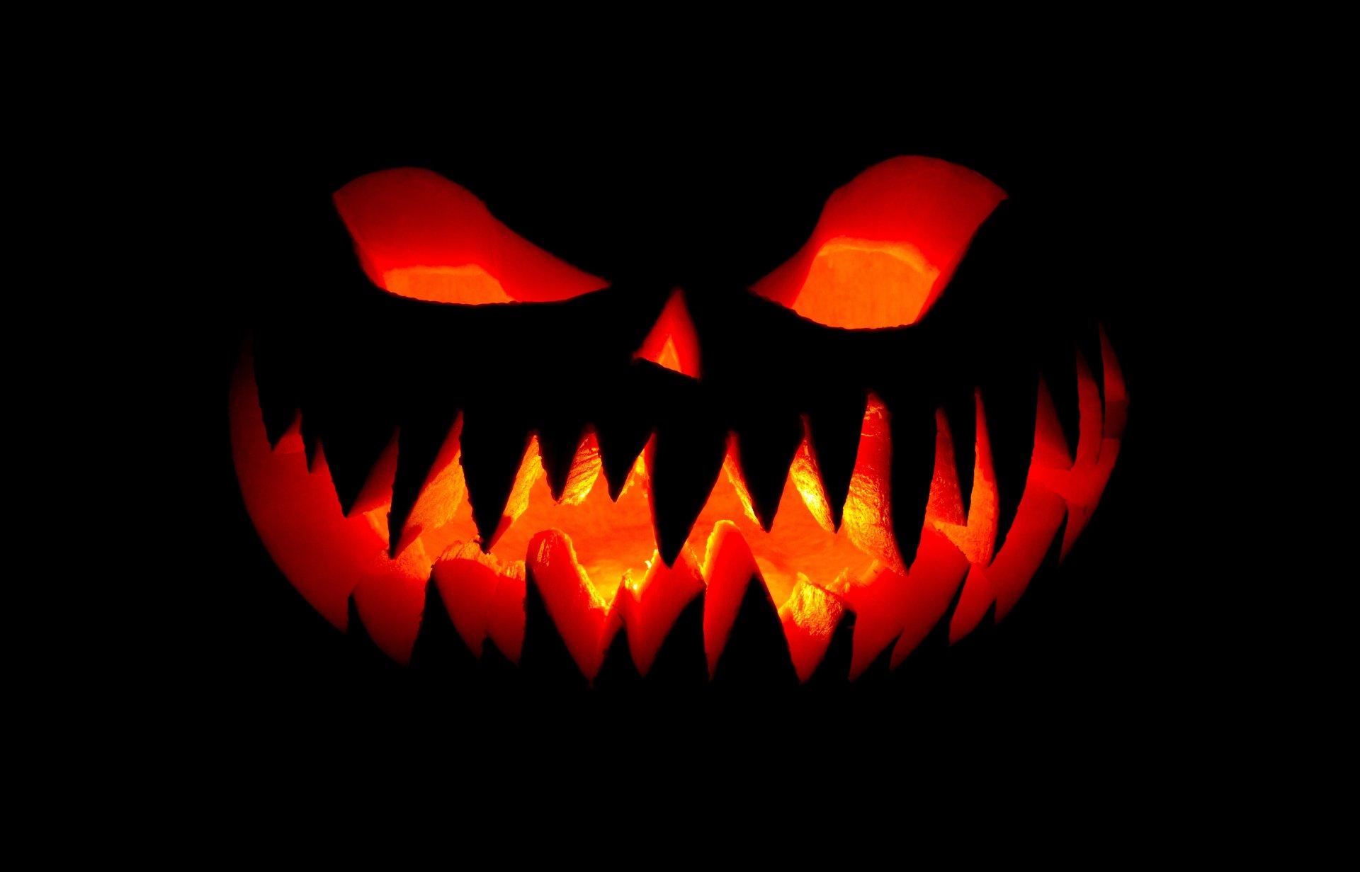 Holiday - Halloween  Holiday Jack-o'-lantern Wallpaper