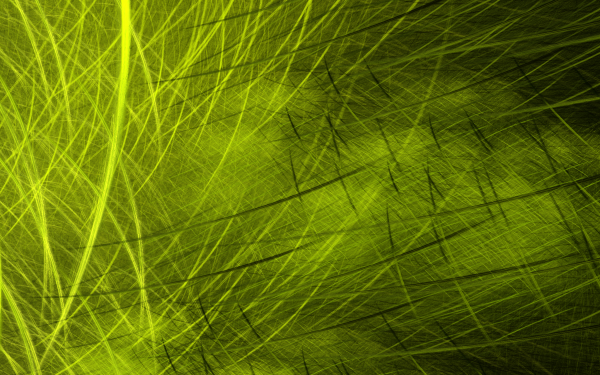 Abstract Fractal Apophysis Green Lines HD Wallpaper | Background Image