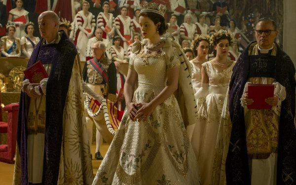 TV Show The Crown Queen Elizabeth Queen Elizabeth II Victoria Hamilton Claire Foy HD Wallpaper   Background Image