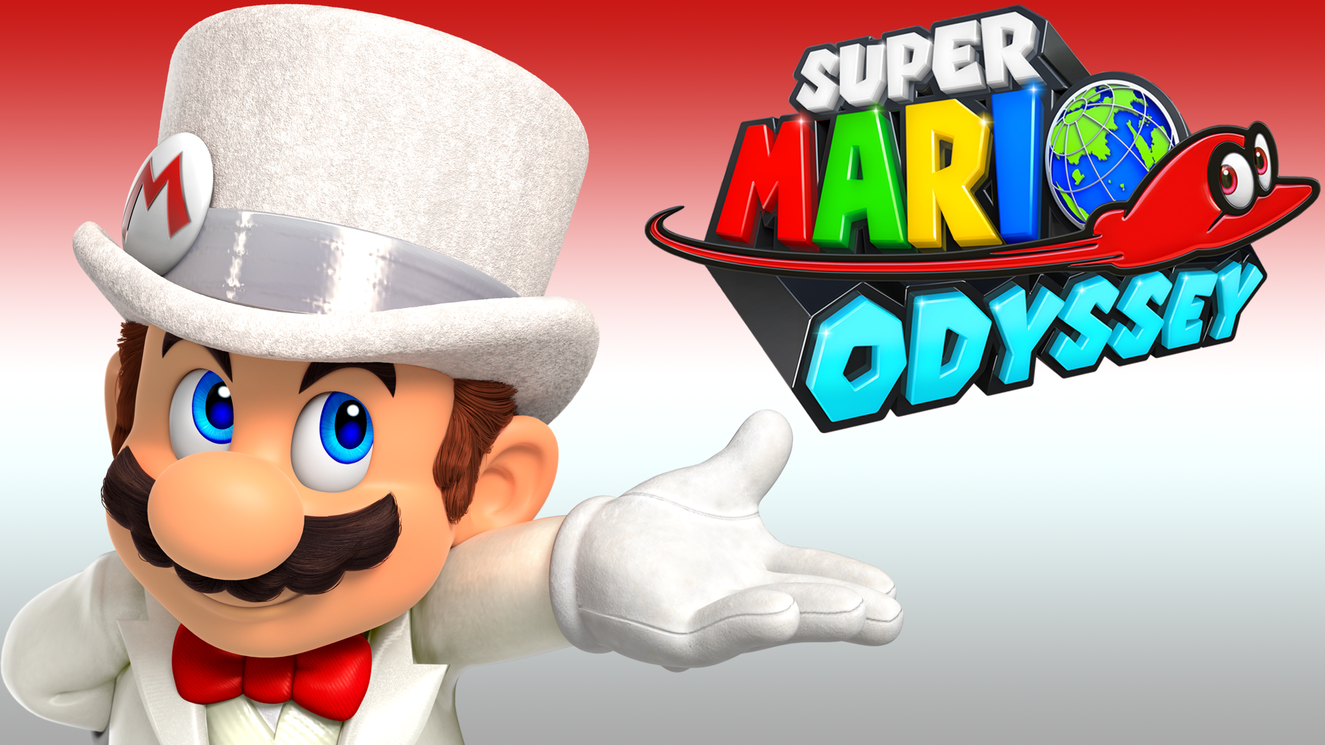 Video Game - Super Mario Odyssey  Mario Wallpaper