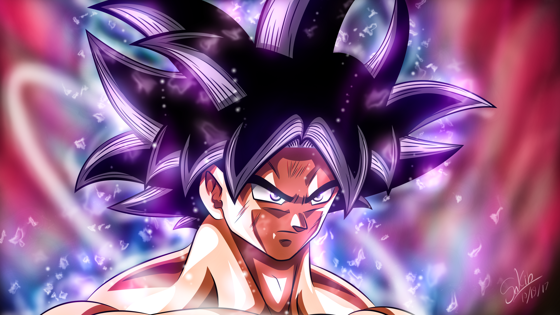 Dragon Ball Super 8k Ultra HD Wallpaper | Background Image ...