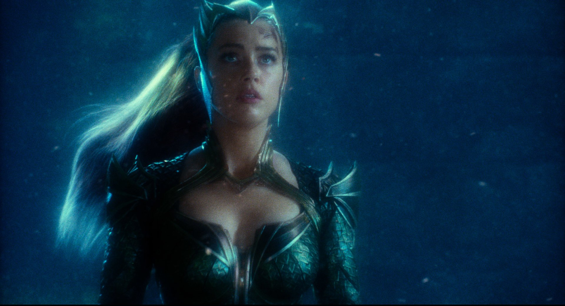 Movie - Justice League (2017)  Amber Heard Mera (DC Comics) Wallpaper