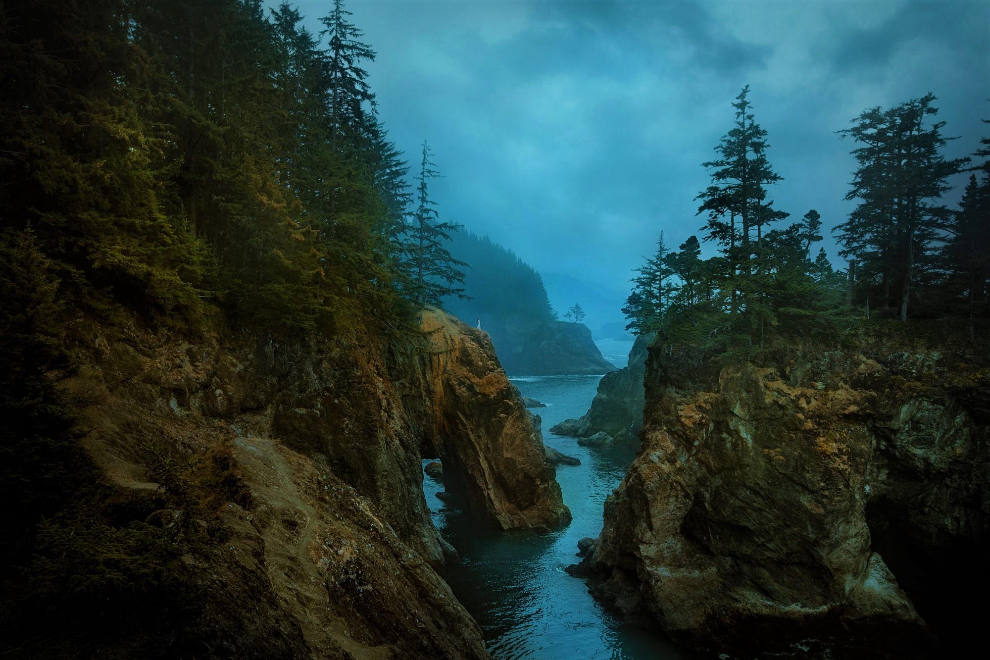 Samuel h boardman state park in oregon usa hd wallpaper - Oregon nature wallpaper ...