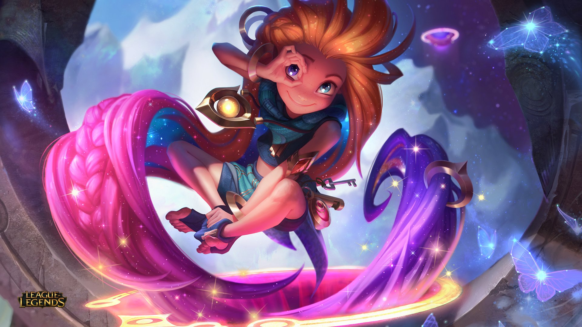 10 zoe league of legends hd wallpapers background - Zoe wallpaper ...
