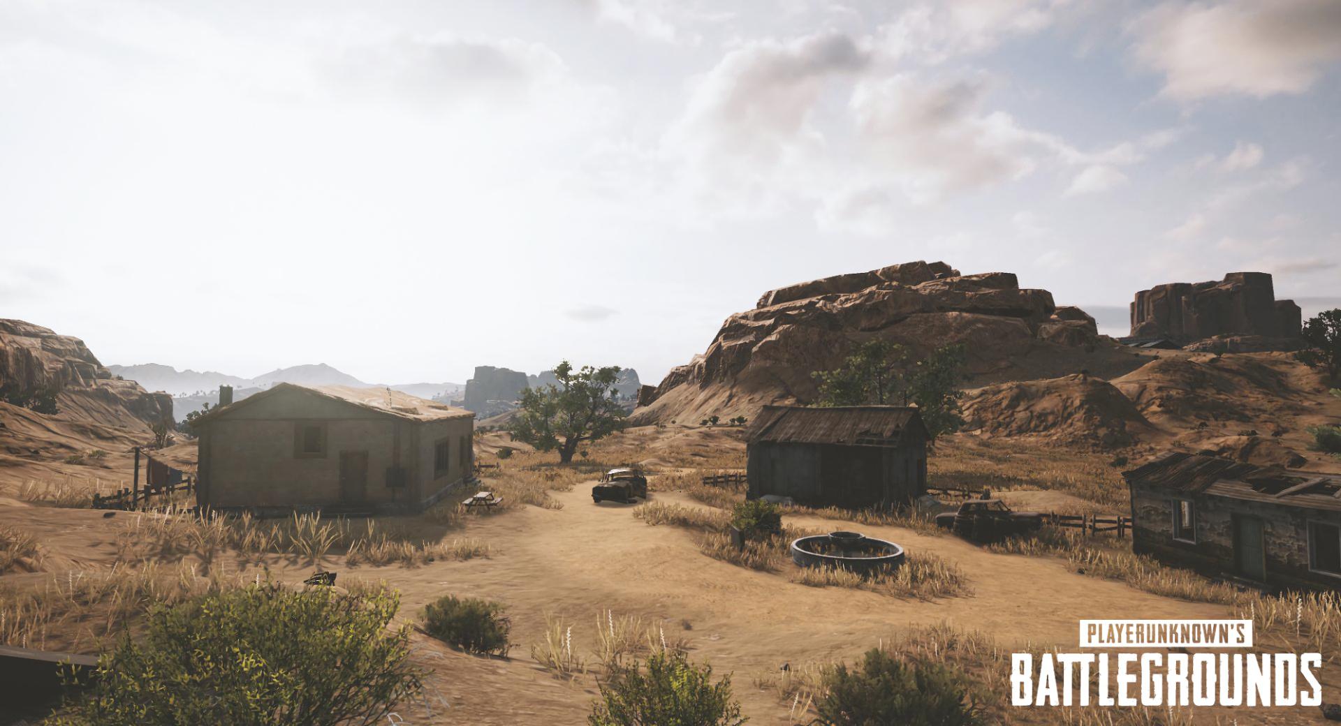 PlayerUnknown's Battlegrounds Papel De Parede HD