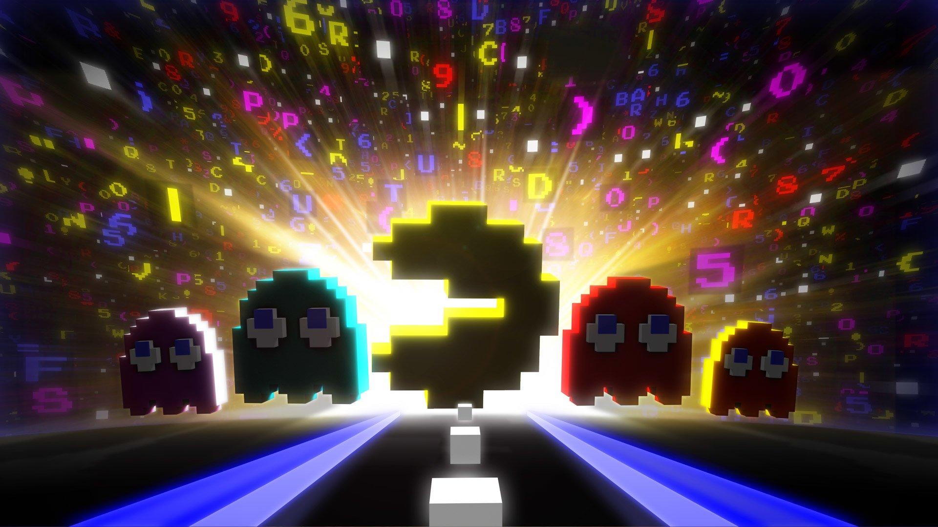 Video Game - Pac-Man  Wallpaper