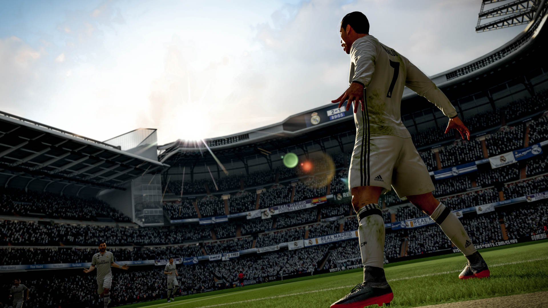 Hd Wallpaper Background Image Id X Video Game Fifa