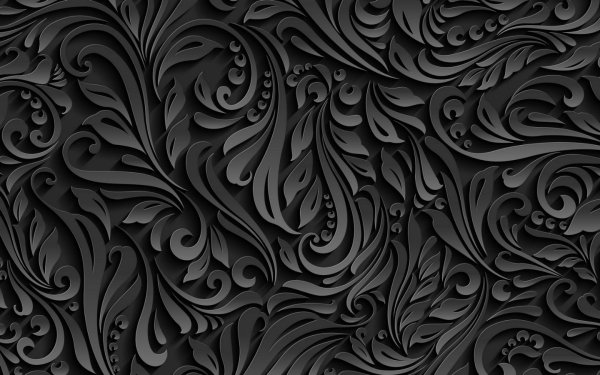Abstract Black Grey Pattern HD Wallpaper   Background Image