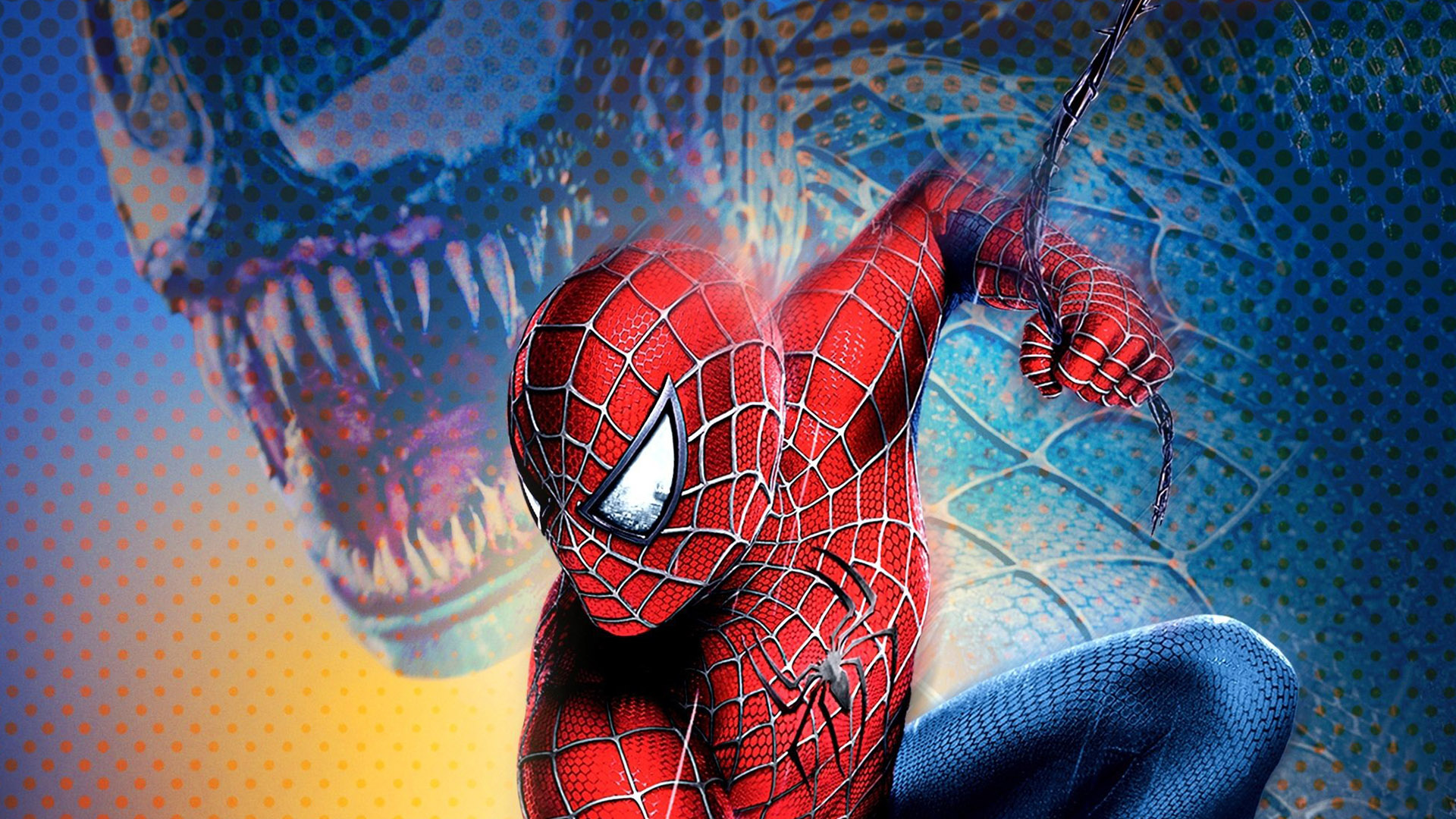 Spider Man 3 Hd Wallpaper Background Image 1920x1080 Id 882646