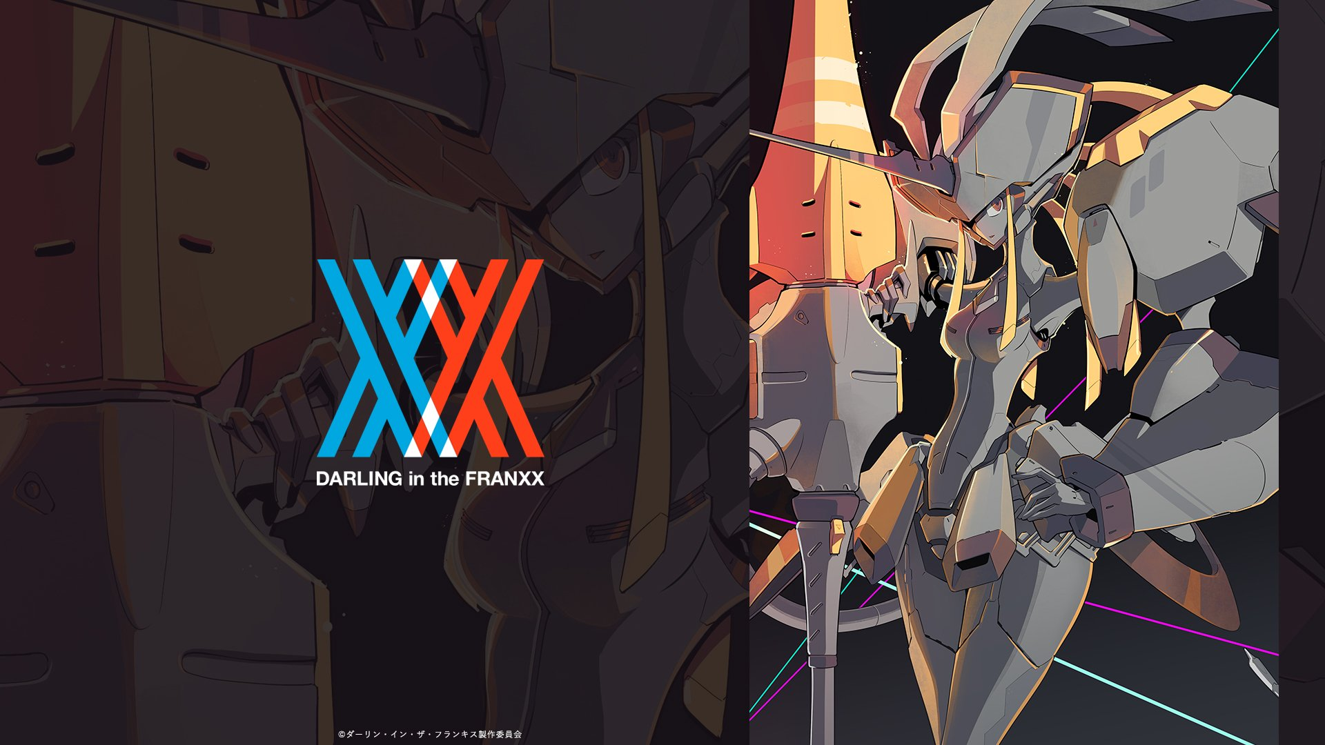Anime - Darling in the FranXX  Wallpaper