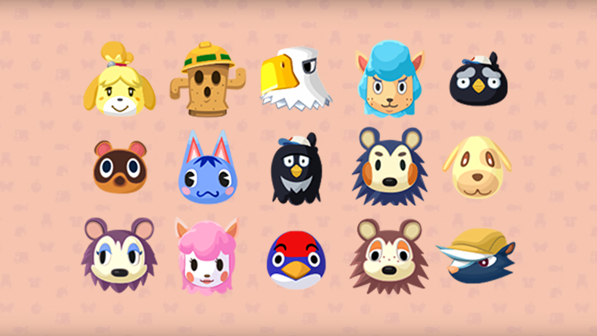Animal Crossing: Pocket Camp HD Wallpaper | Background ...