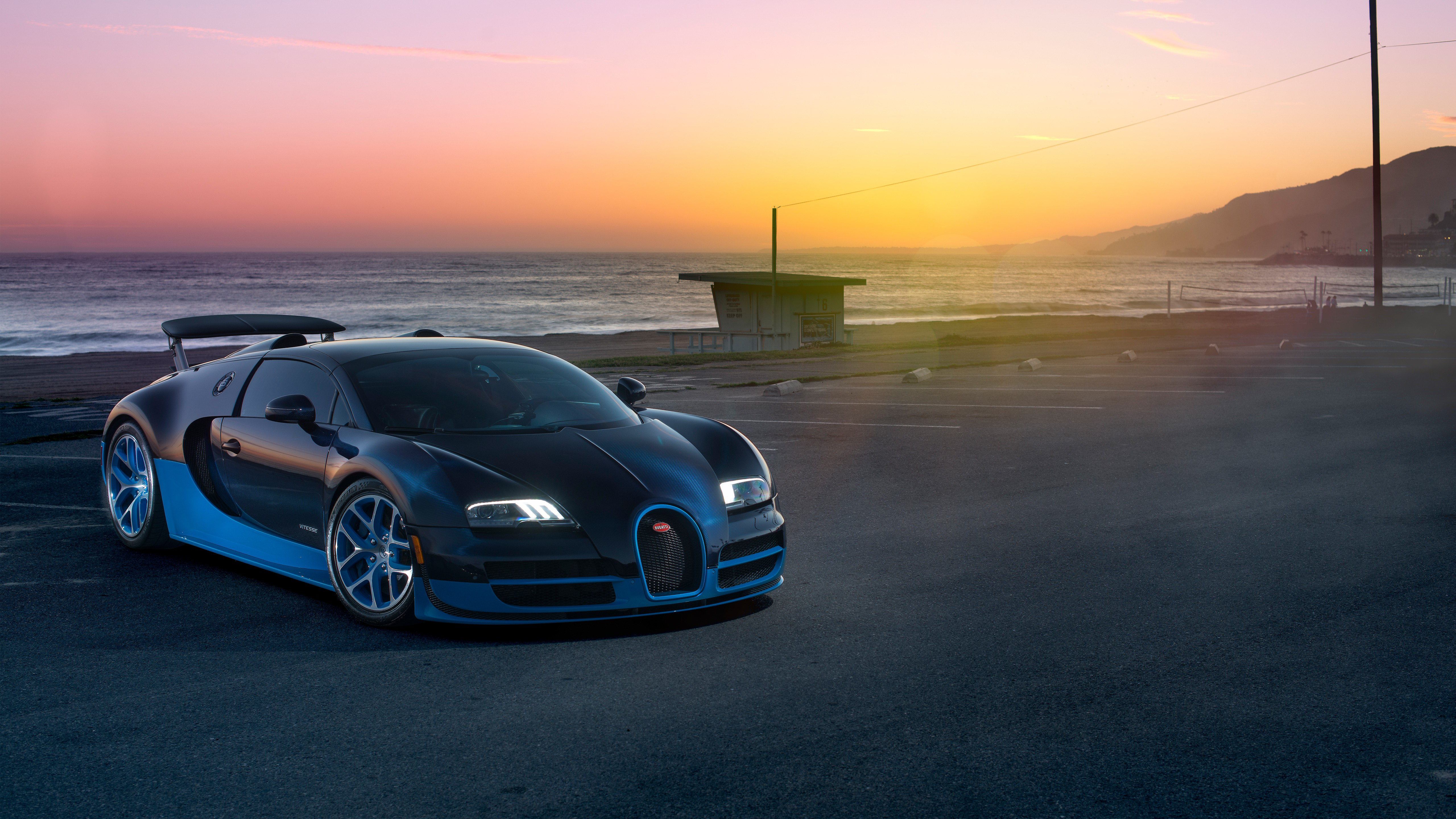 18 Bugatti Veyron Grand Sport Vitesse HD Wallpapers