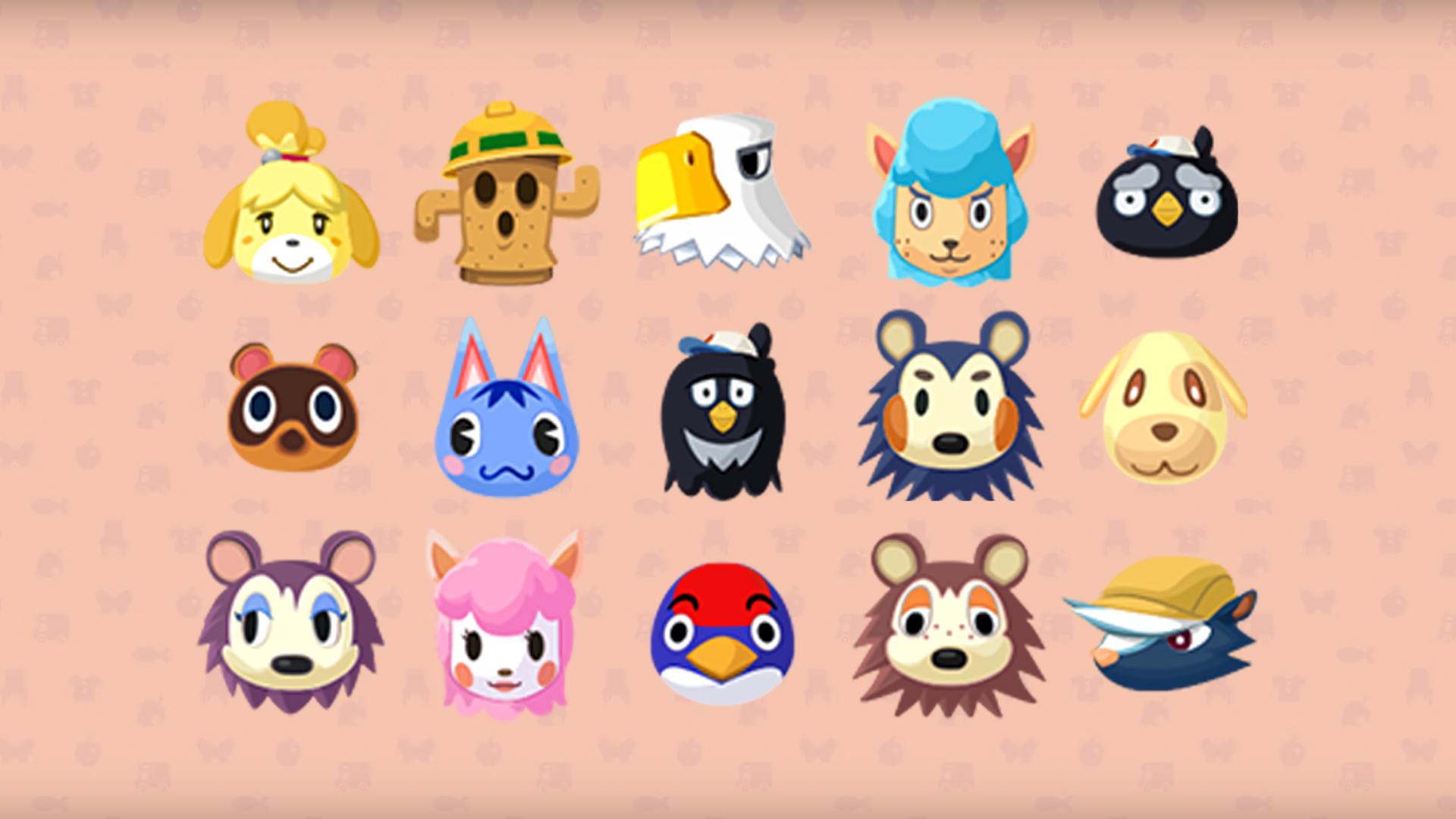 Animal Crossing Pocket Camp Hd Wallpaper Background Image