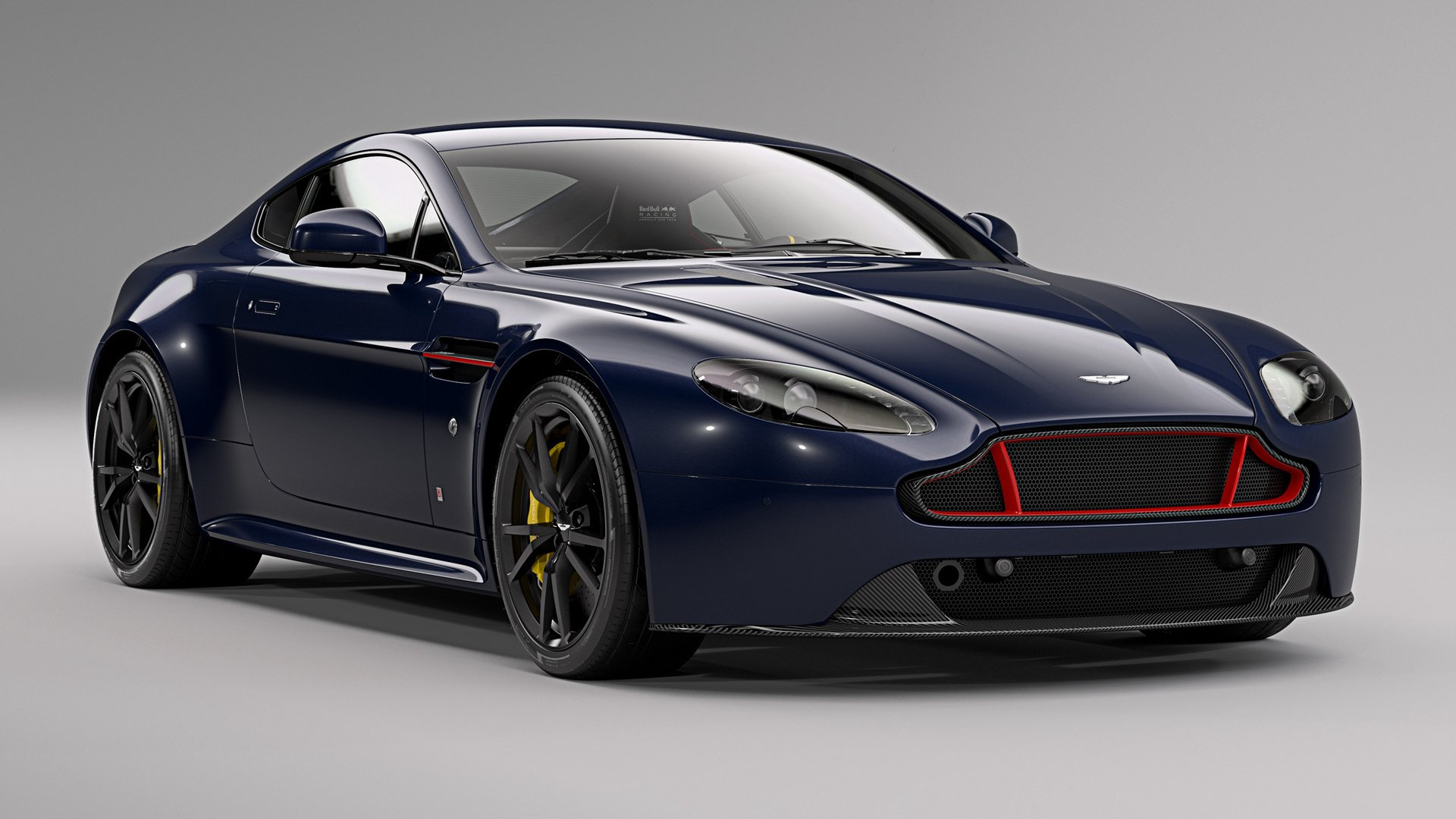 2017 Aston Martin V8 Vantage S Red Bull Racing Hd Wallpaper Background Image 1920x1080 Id 885836 Wallpaper Abyss