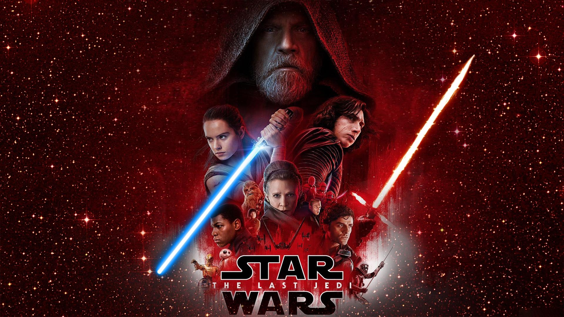 Star Wars Last Jedi Wallpaper: Movie Characters HD Wallpaper