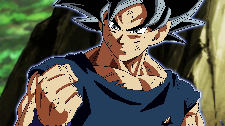 Los Mejores Fondos De Pantalla De Goku Migatte No Gokui Hd: Goku Migatte No Gokui...! 5k Retina Ultra Fondo De