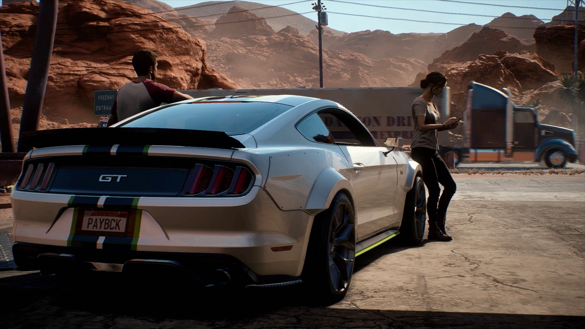 Car Ford Ford Mustang Gt Need For Speed Need For Speed Payback  C B Hd Wallpaper Background Image Id