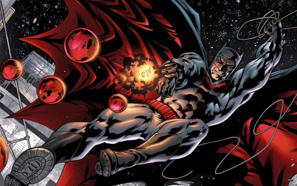 Comics Batman Thomas Wayne DC Comics HD Wallpaper | Background Image