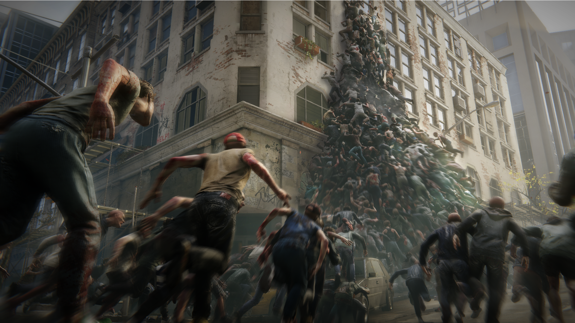 11 World War Z HD Wallpapers | Background Images - Wallpaper Abyss
