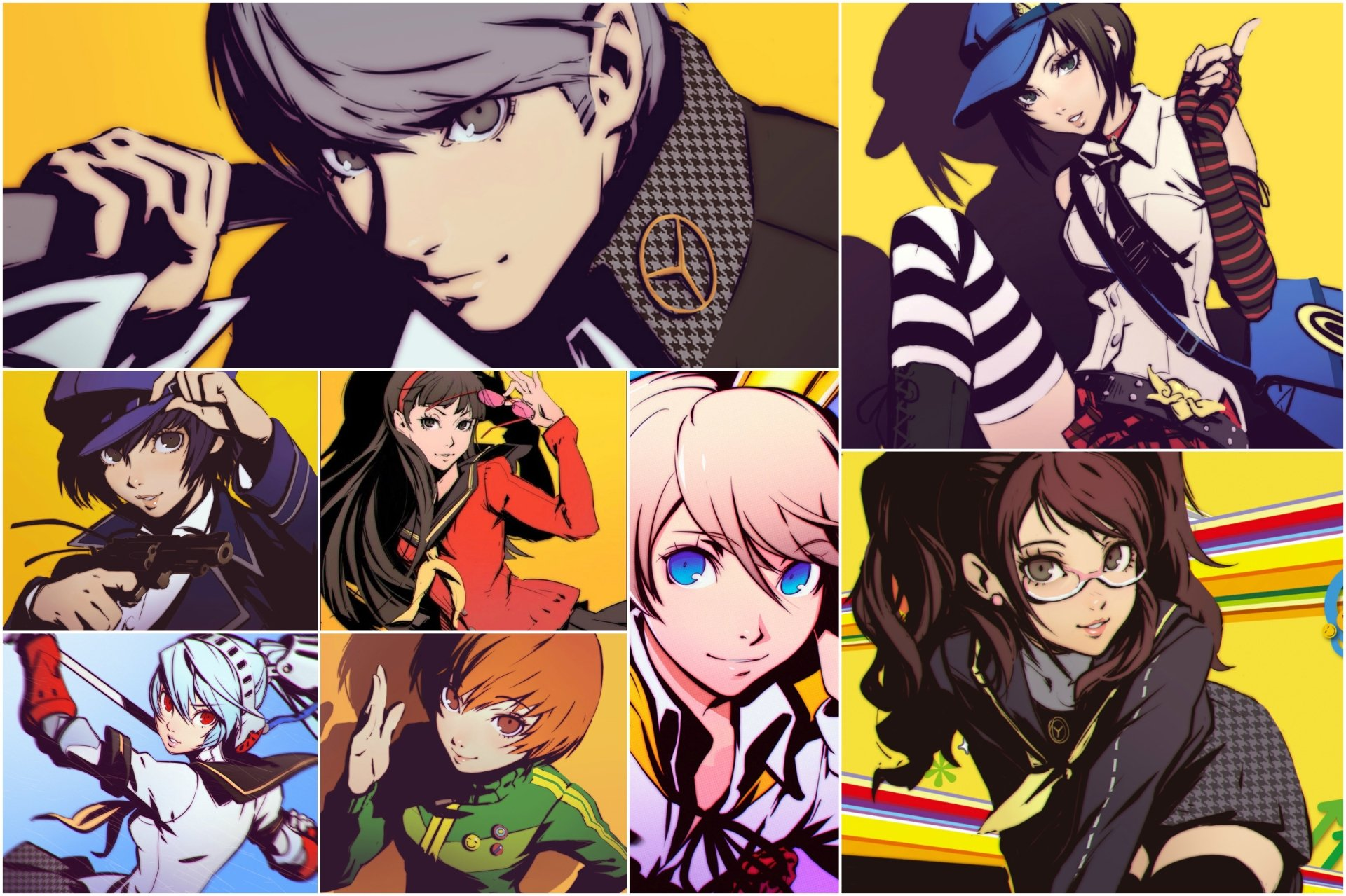 11 4k Ultra Hd Persona 4 Wallpapers Background Images Wallpaper Abyss