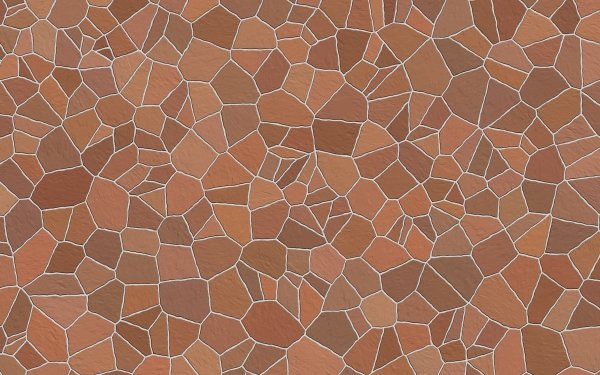 Abstract Pattern Mosaic Brown HD Wallpaper | Background Image