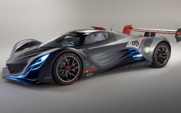 Vehicles Mazda Furai Mazda Concept Car Car Sport Car HD Wallpaper | Background Image