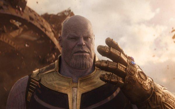 Film Avengers: Infinity War Avengers Josh Brolin Thanos Fond d'écran HD | Image
