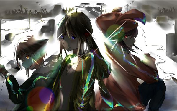Anime Urbild HD Wallpaper | Background Image