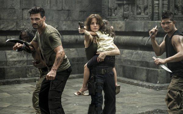 Movie Beyond Skyline Bojana Novakovic Frank Grillo Iko Uwais HD Wallpaper | Background Image
