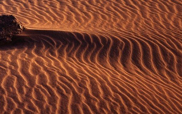 Earth Desert Algeria Africa Sand Sahara HD Wallpaper | Background Image