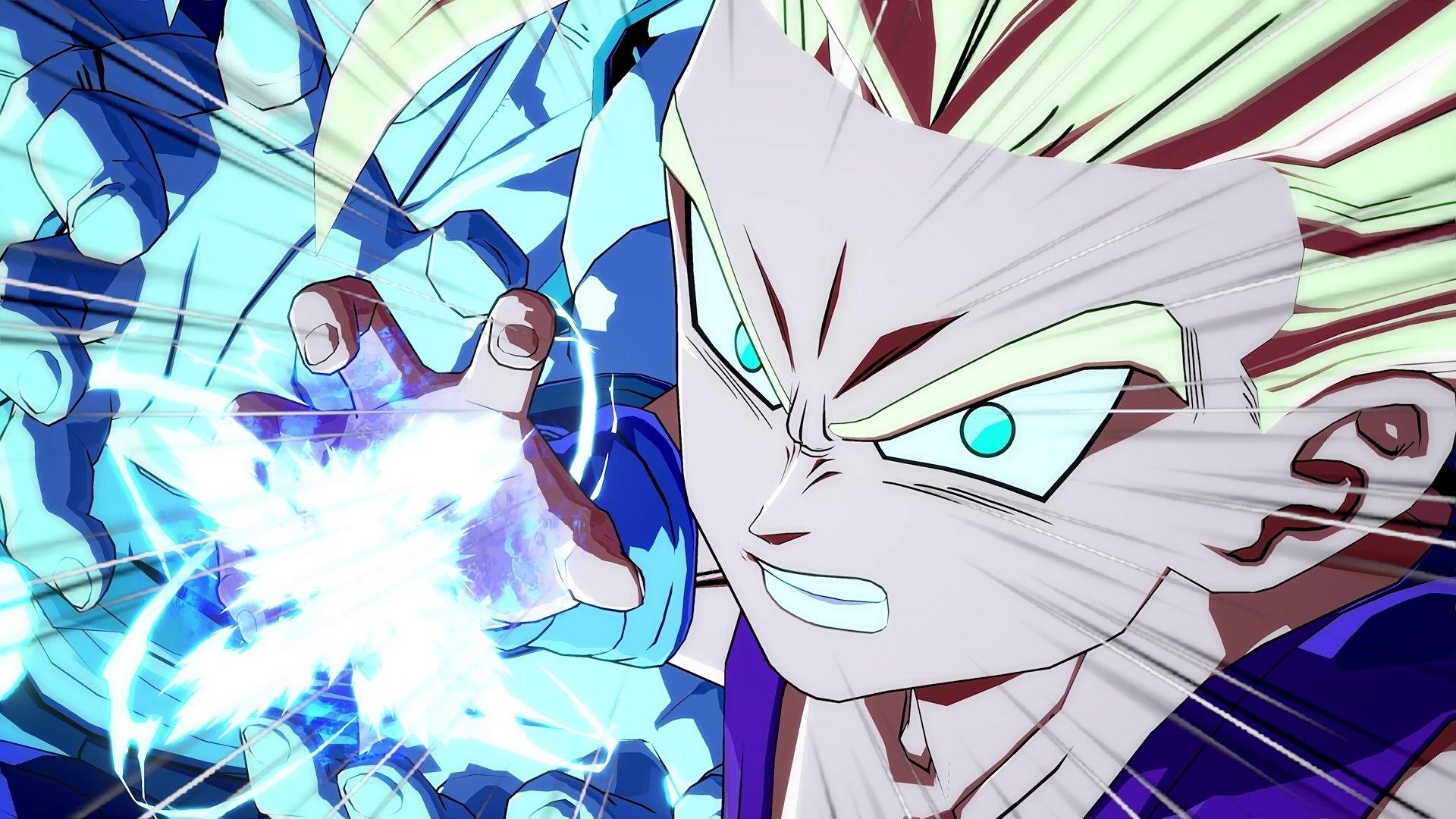 Video Game - Dragon Ball FighterZ  Gohan (Dragon Ball) Wallpaper