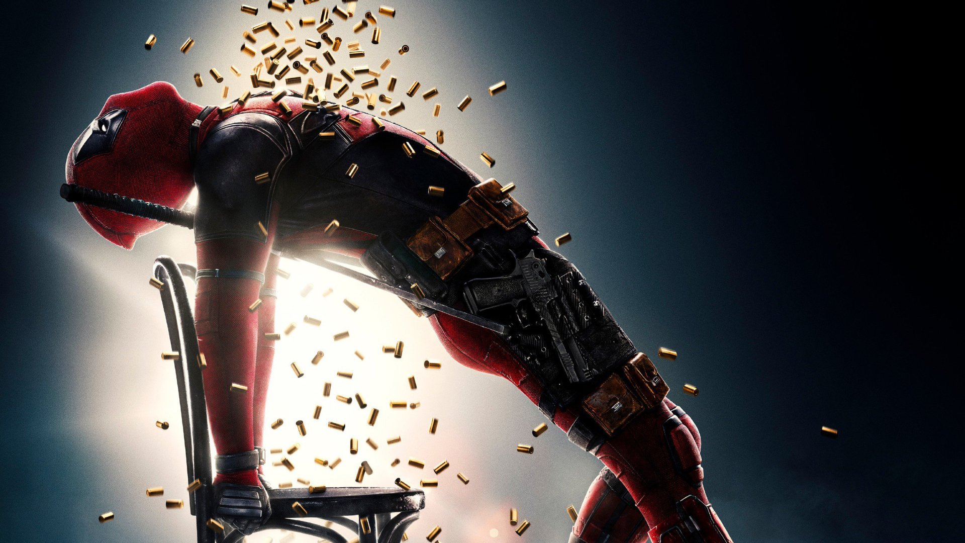 Filme - Deadpool 2  Deadpool Ryan Reynolds Wade Wilson Antihero Superhero Wallpaper