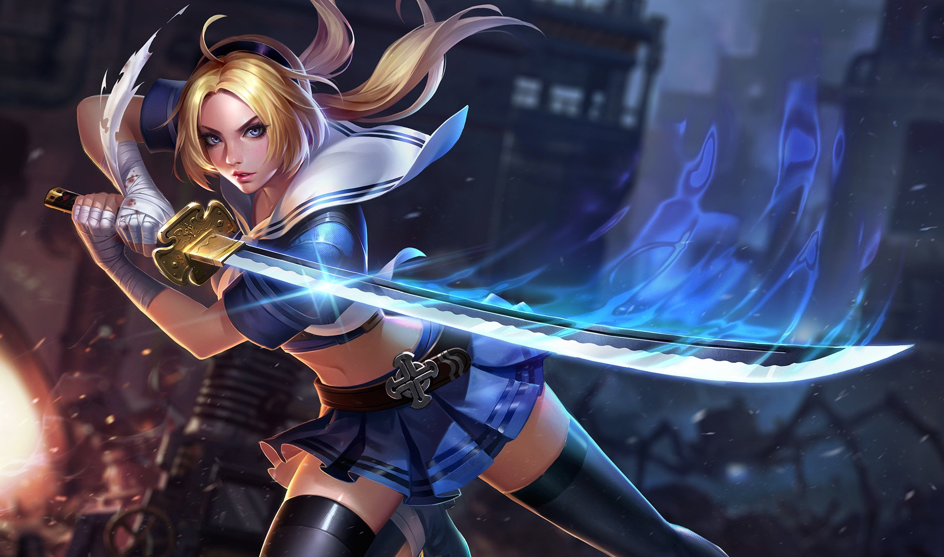 11 Arena Of Valor Hd Wallpapers Background Images Wallpaper Abyss