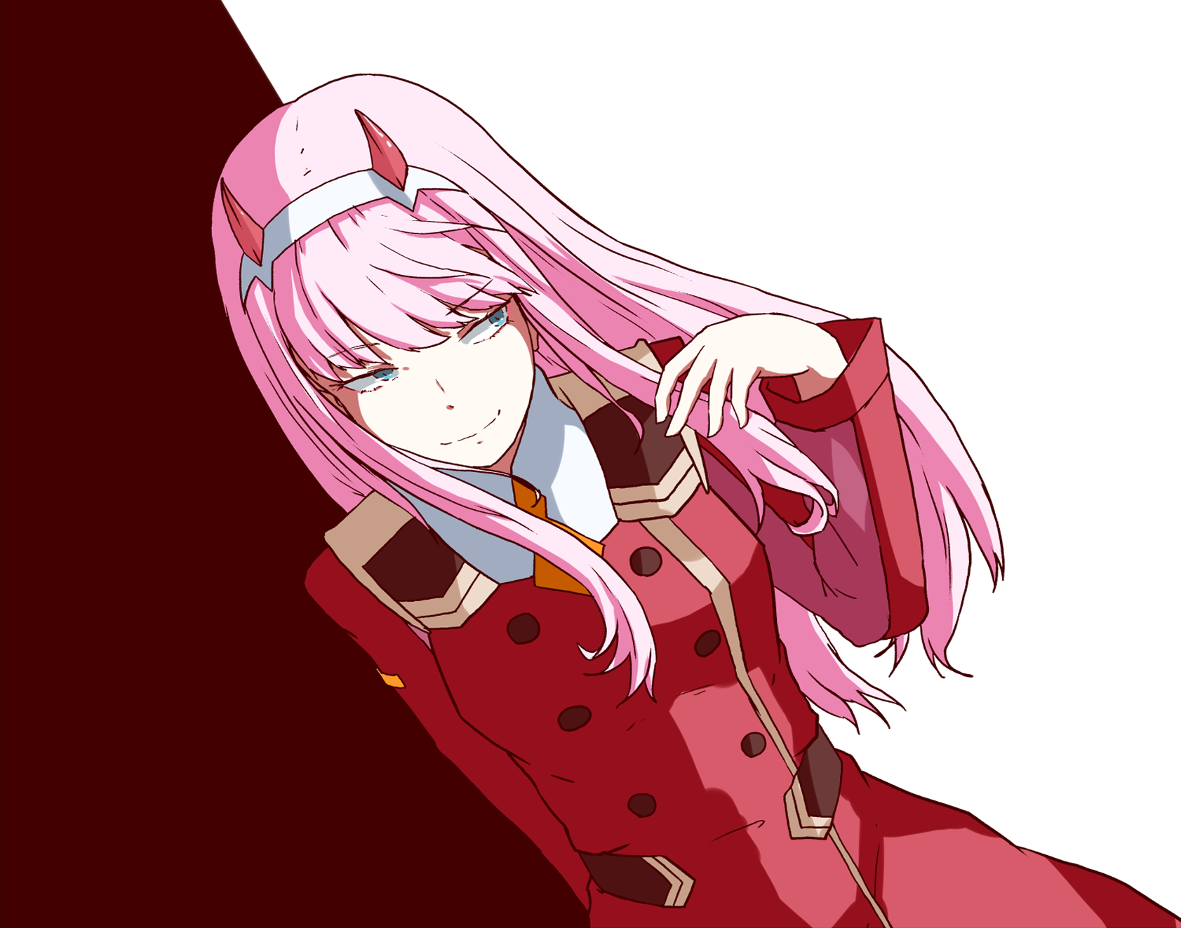 Zero Two Wallpaper And Background Image