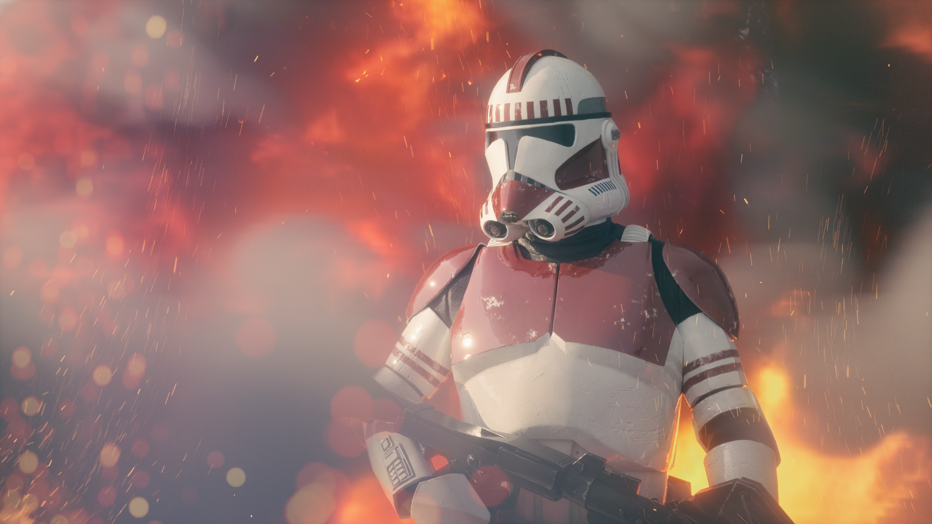 Shocktrooper Coruscant Guard 4k Ultra Hd Wallpaper Background Image 3840x2160 Id 902426 Wallpaper Abyss