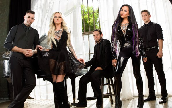 Music Butcher Babies Band (Music) United States Metal HD Wallpaper | Background Image