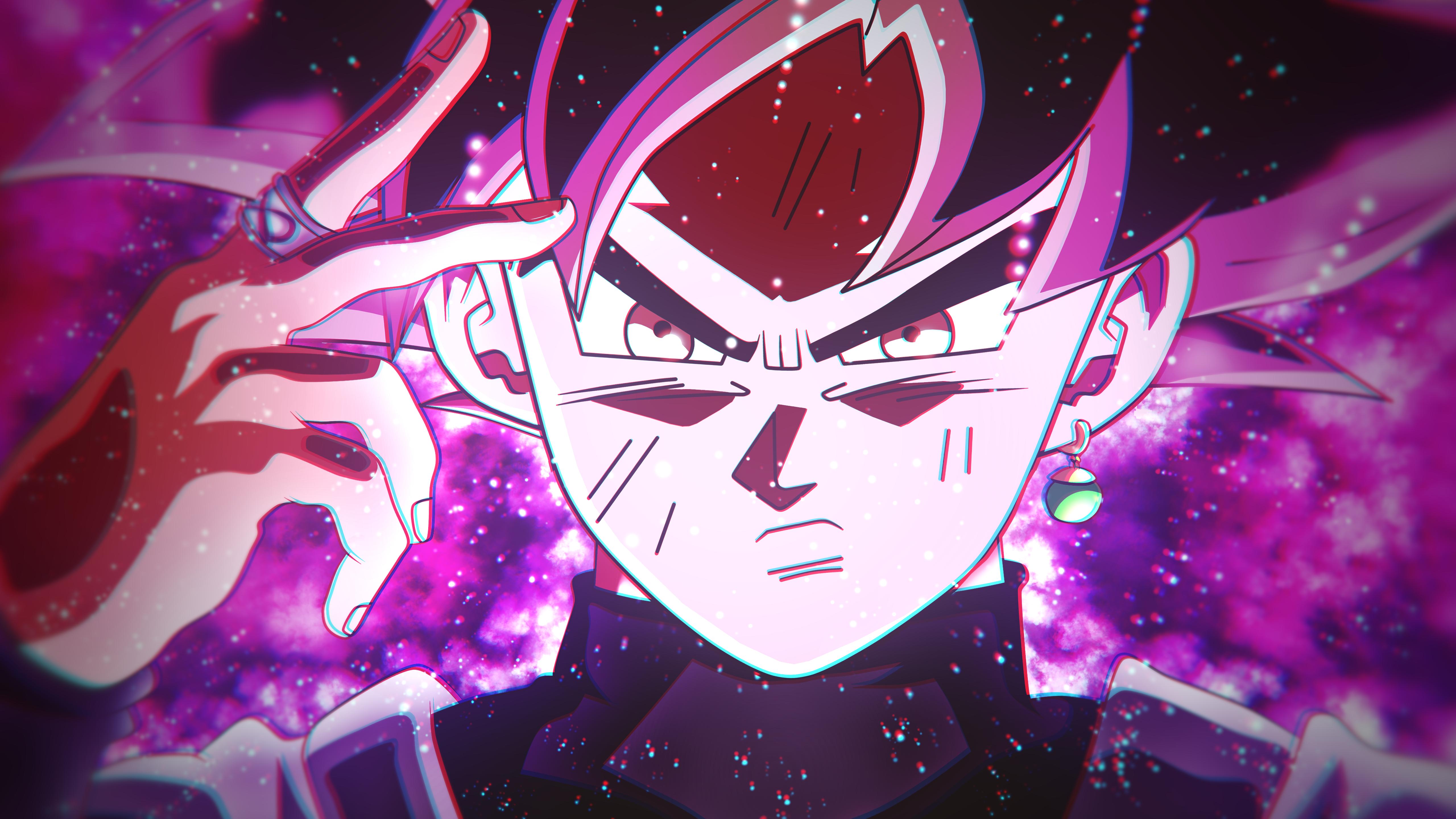 Los Mejores Fondos De Pantalla De Goku Migatte No Gokui Hd: Goku Black Migatte No Gokui 5k Retina Ultra HD Fondo De