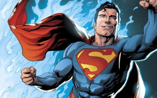 Comics Superman DC Comics Superman: Rebirth HD Wallpaper | Background Image