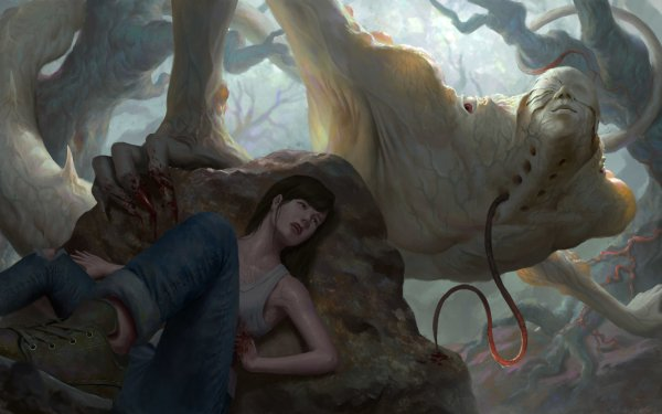 Dark Creature HD Wallpaper | Background Image