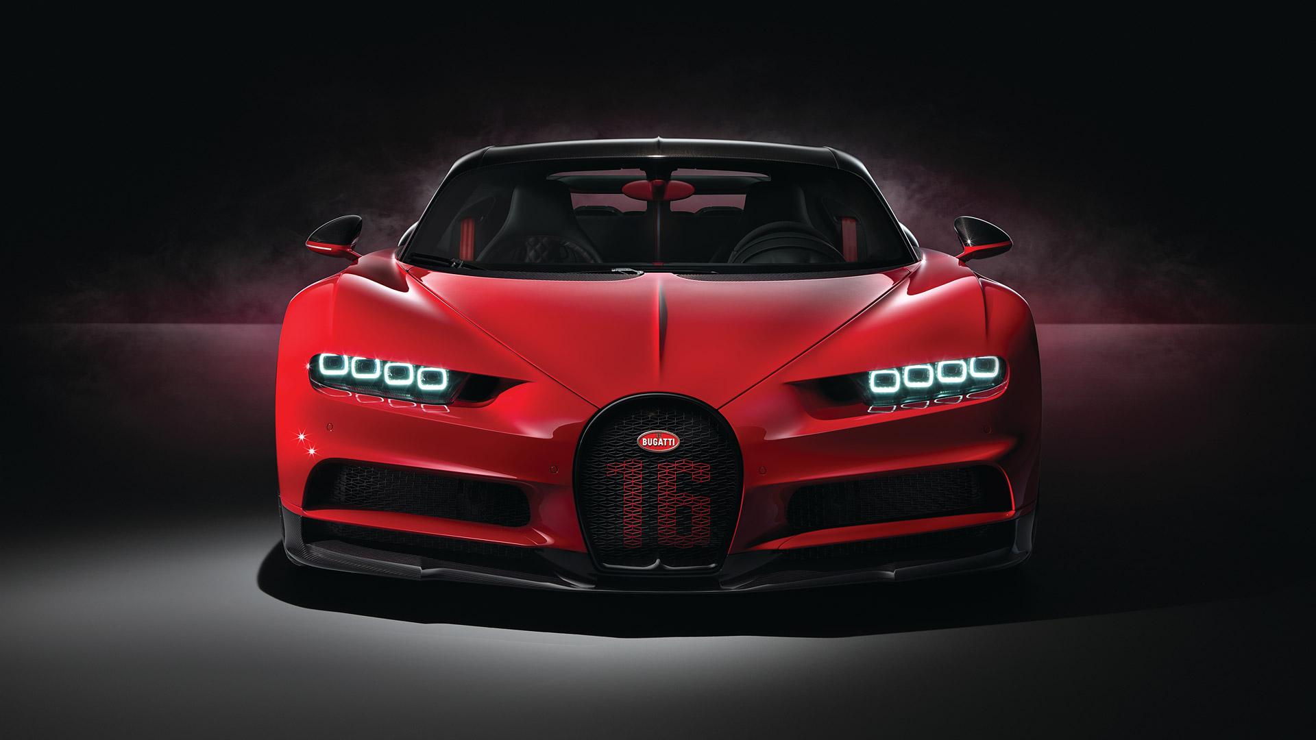 2019 Bugatti Chiron Sport HD Wallpaper | Background Image