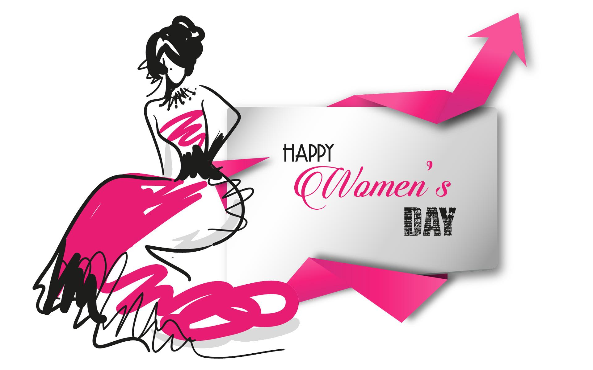 Día De La Mujer Fondo De Pantalla Hd Fondo De Escritorio