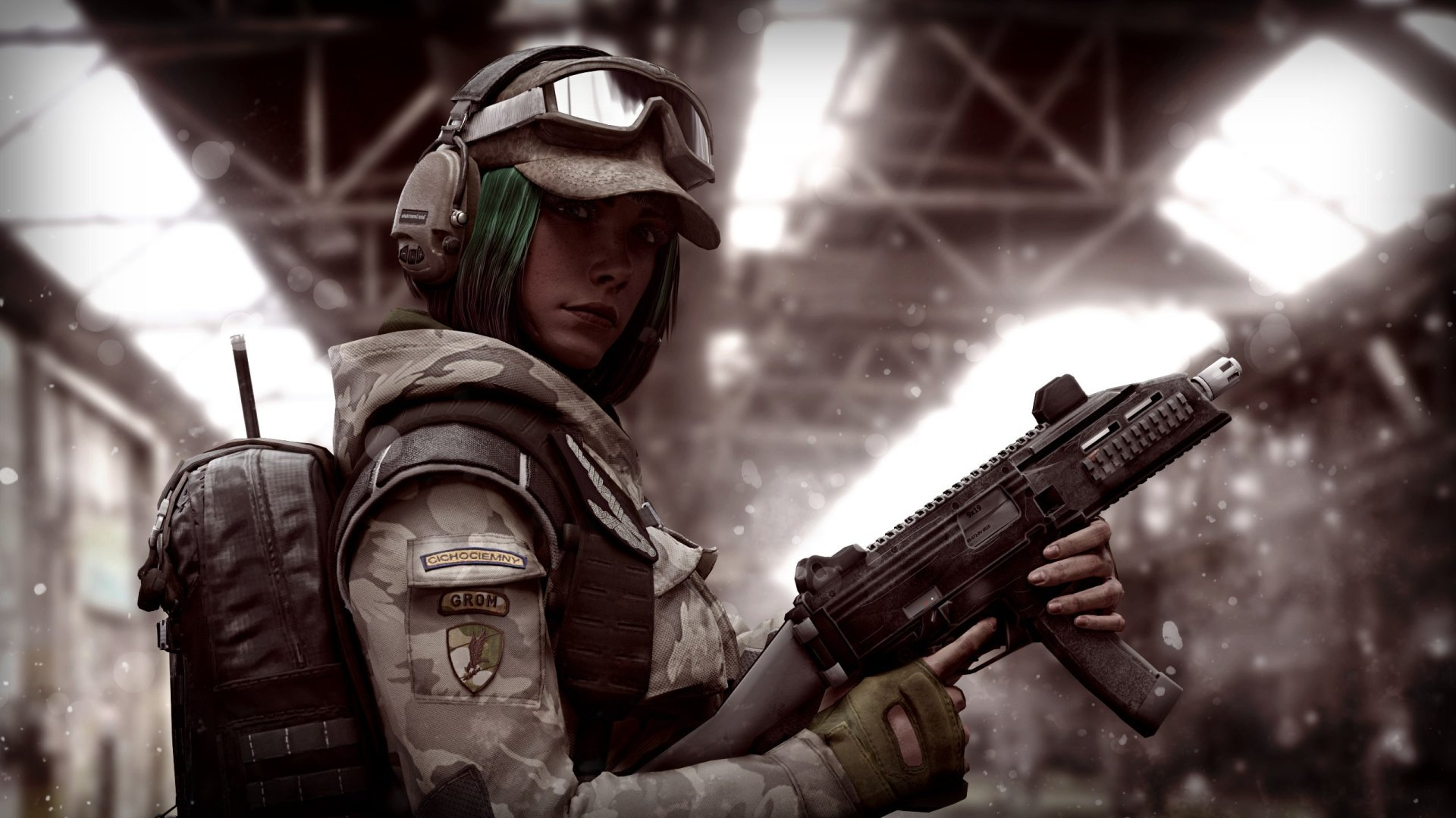 Video Game - Tom Clancy's Rainbow Six: Siege  Ela (Tom Clancy's Rainbow Six: Siege) Wallpaper