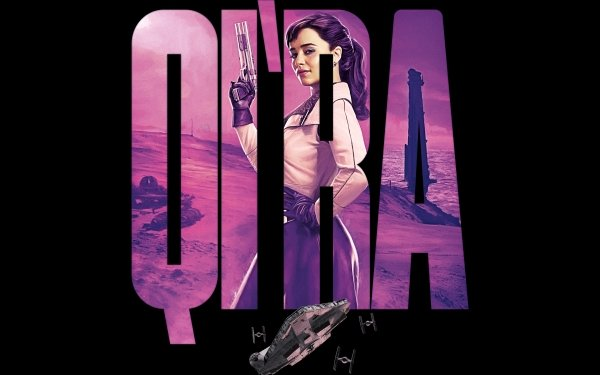 Movie Solo: A Star Wars Story Star Wars Emilia Clarke Qi'ra HD Wallpaper | Background Image