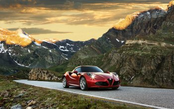 96 Alfa Romeo 4c Hd Wallpapers Background Images