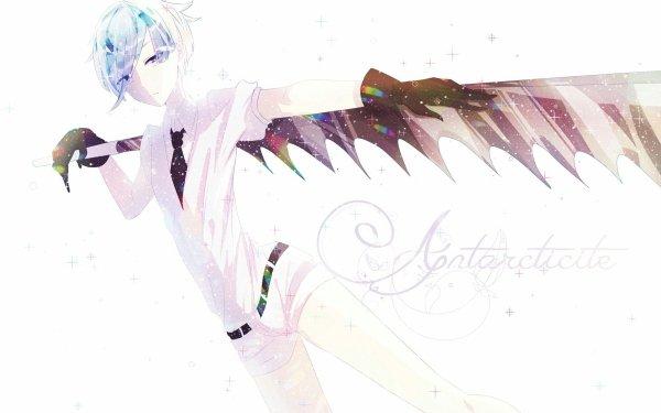Anime Houseki no Kuni Antarcticite HD Wallpaper | Background Image