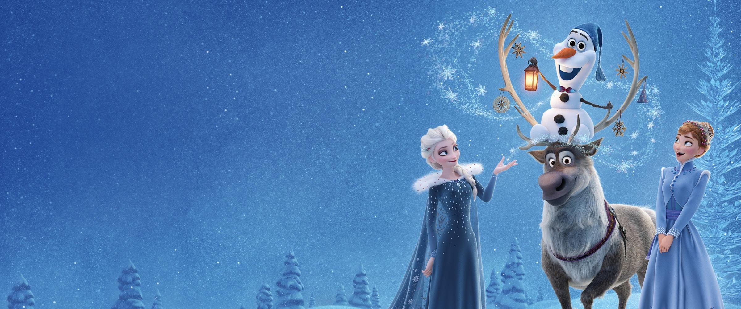 Olafs Frozen Adventure Fondo De Pantalla And Fondo De